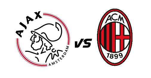 Escudos Ajax Milan