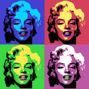 Marylin Monroe destacada