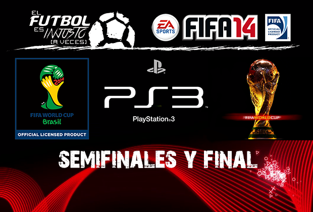 Portada Mundial FIFA 14 1.4
