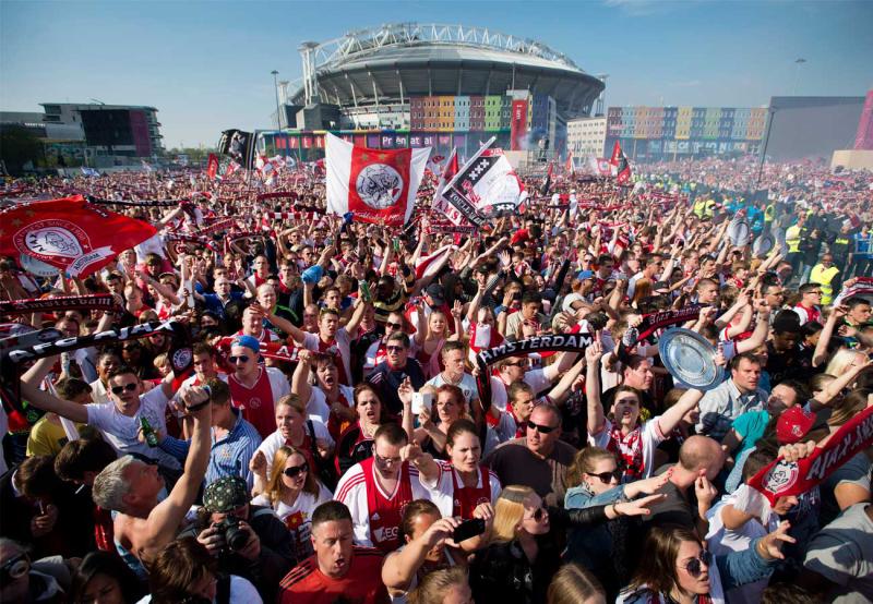 Imagen que se puede repetir el domingo en Amsterdam (Foto: diez.hn)
