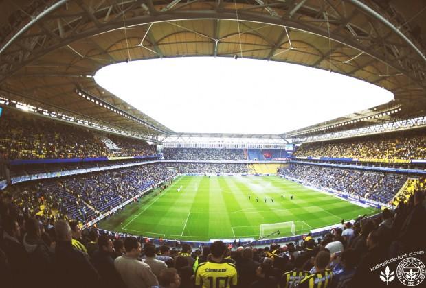 Estadio del Fenerbahçe (Foto: fenerbahce.org)