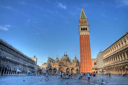 Piazza San Marco, Venecia (foto: blog.infoviajero.es)