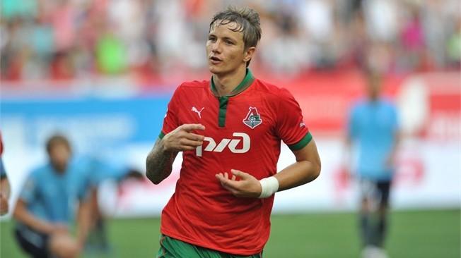 Pavlyuchenko, hombre clave del año del Lokomotiv (Foto. fifa.com)