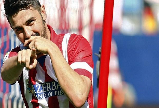 David Villa_Atlético de Madrid_Liga BBVA_Selección España_FC Barcelna