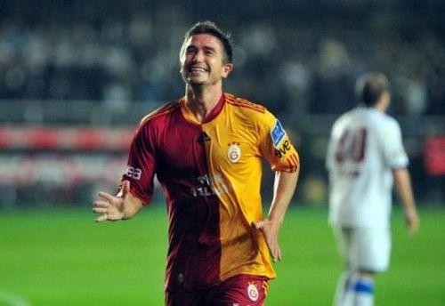 Con el Galatasaray también tuvo momentos de gloria (Foto: www.sporbul.com)