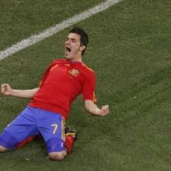 David Villa_España_Portugal_Mundial Sudáfrica 2010_Mundial Brasil 2014
