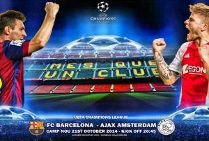 Barcelona - Ajax