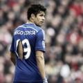 Diego Costa camiseta rota