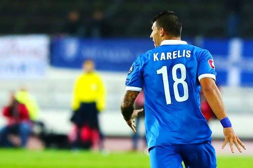 Nikolaos Karelis Grecia