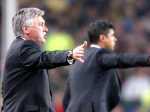 Ancelotti Rijkaard entrenadores