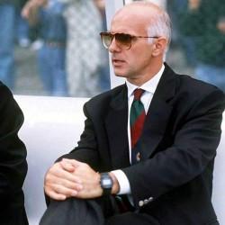 Arrigo Sacchi entrenador Milan