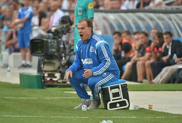 Bielsa, entrenador del Marsella