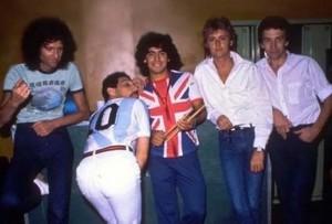 Queen Maradona