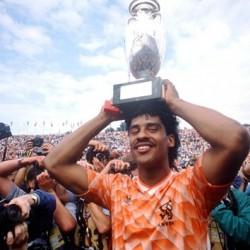 Rijkaard Holanda Eurocopa 1988