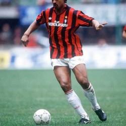 """En el Milán fue conocido como el """"huracán Frank"""" (Foto: chauchescu.wordpress.com)."""
