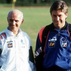 Sacchi Ancelotti Italia Mundial 1994