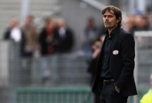 Cocu es el actual entrenador del PSV