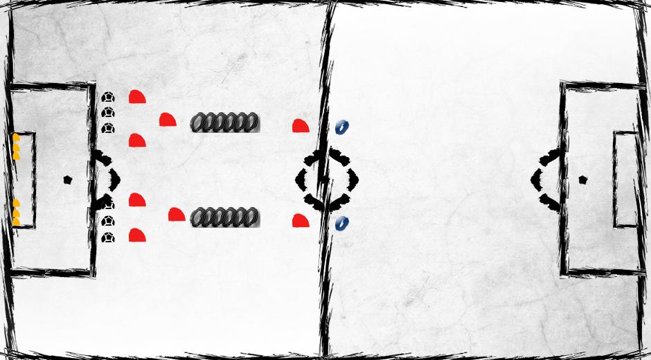 coordinación + precisión