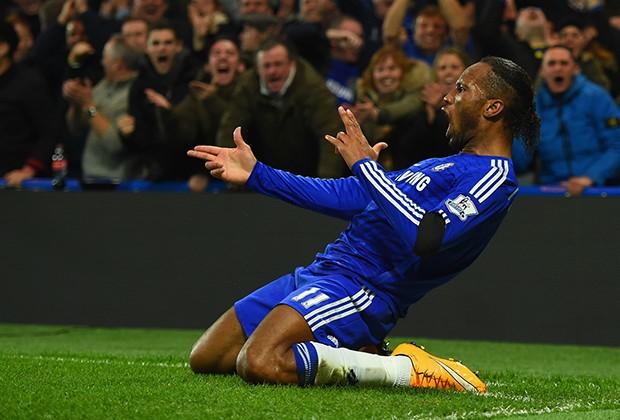 Didier Drogba en el Chelsea