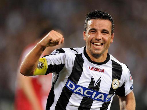 El origen de un récord: Antonio Di Natale