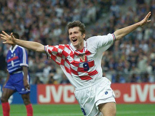 Mirada sobre un goleador: Davor Šuker