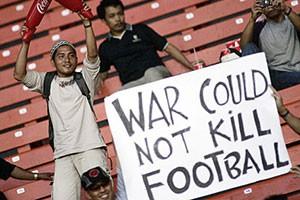 Fans de Irak