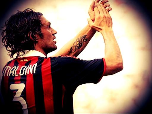 Paolo Maldini, el gran capitán rossonero