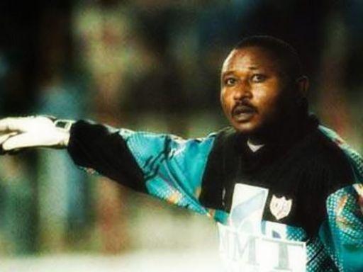 Wilfred Agbonavbare, con una sonrisa por bandera