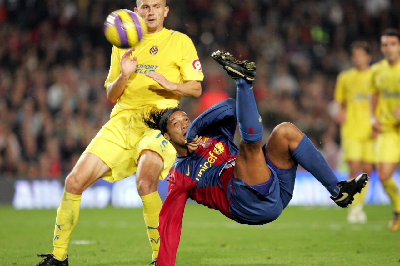 chilena Ronaldinho
