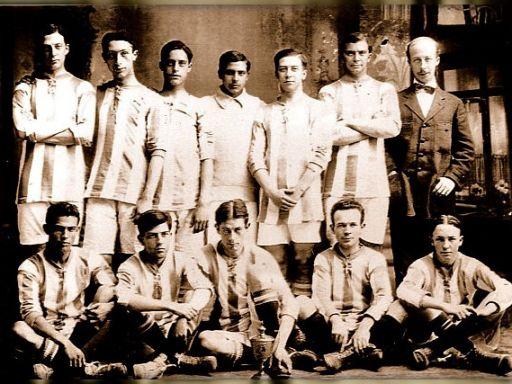 Los amaneceres del Decano del fútbol español