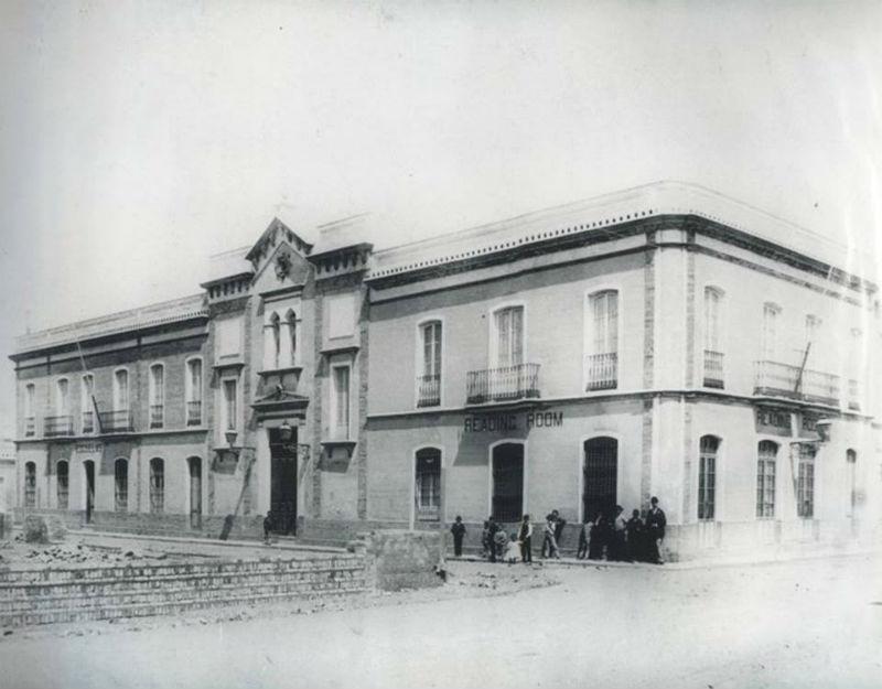Seamen's Institute