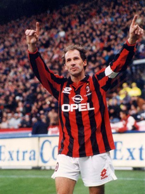 Baresi despedida Milán