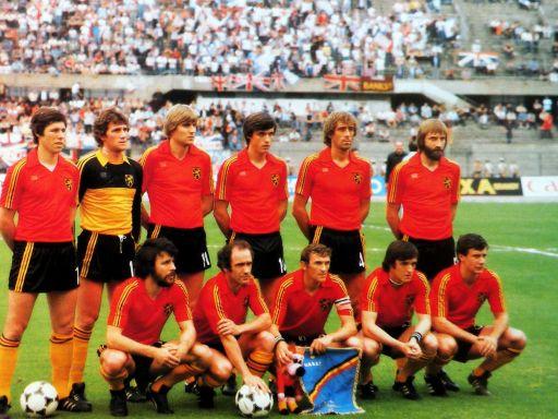 'Diablos Rojos', desde Flandes hasta Roma