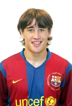Bojan Krkić FC Barcelona