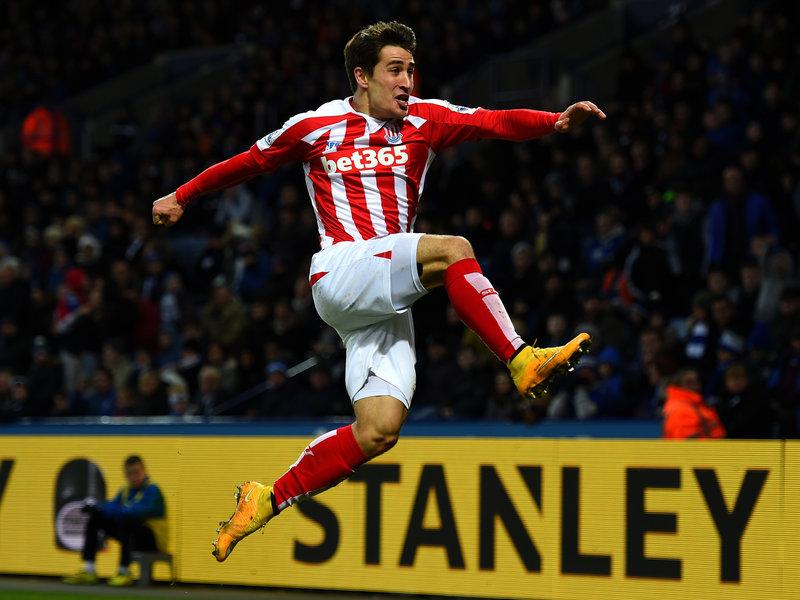 Bojan Krkić celebrando gol