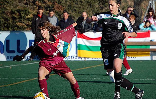 Campeonato autonomico sub16 sub18 futbol femenino
