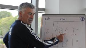 Carlo Ancelotti Chelsea táctica