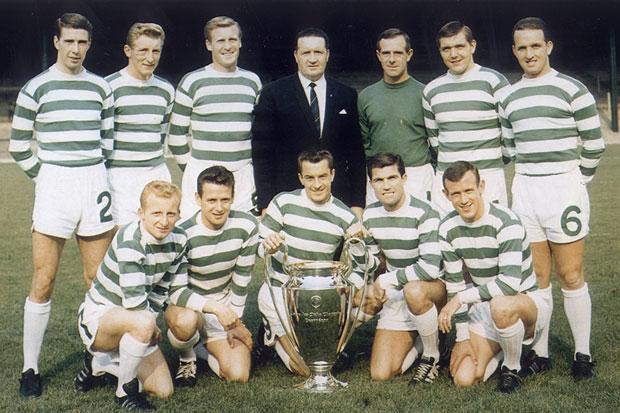 Celtic campeón Europa 1967