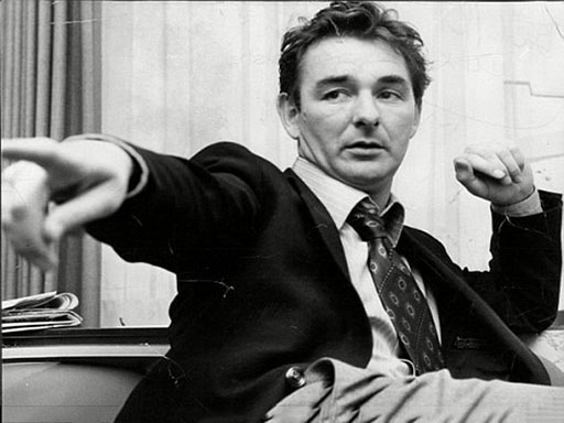 Brian Clough a través de The Damned United