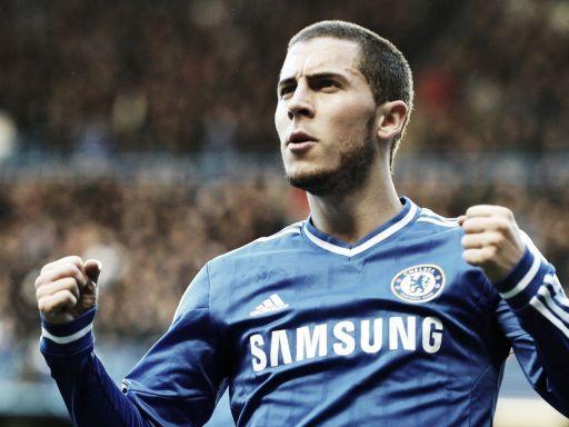Eden Hazard, compromiso 10