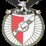 Escudo Benfica tras fusión (1908–1930)