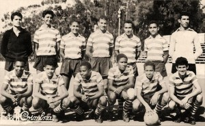Eusebio Sporting Lourenço Marques