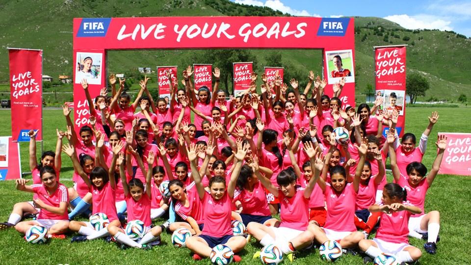 FIFA campaña Live Your Goals