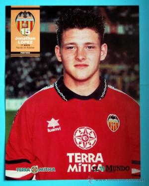 Jonathan Lopez Valencia CF