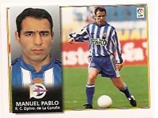 Manuel Pablo, una vida en el Deportivo