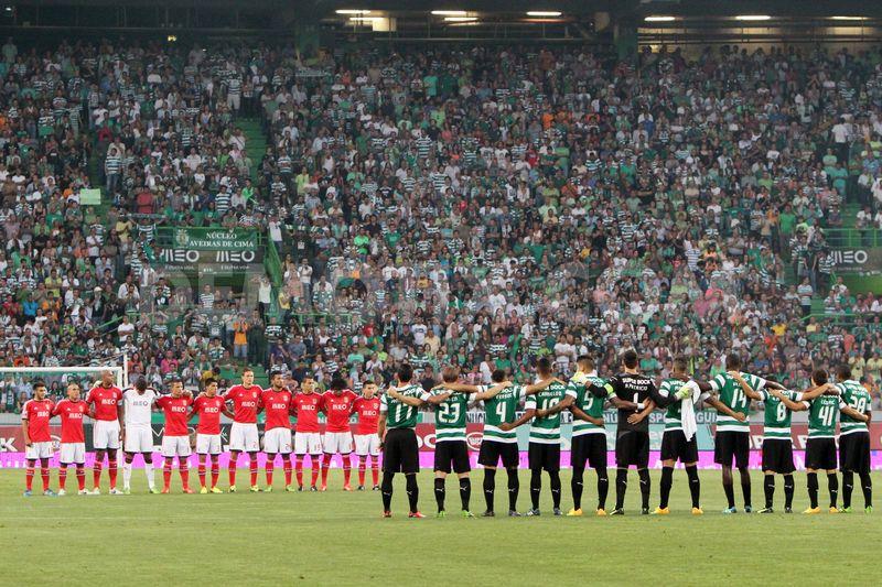 Partido Benfica Sporting (Foto www.demotix.com)