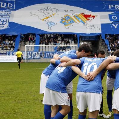 Real Oviedo aficion