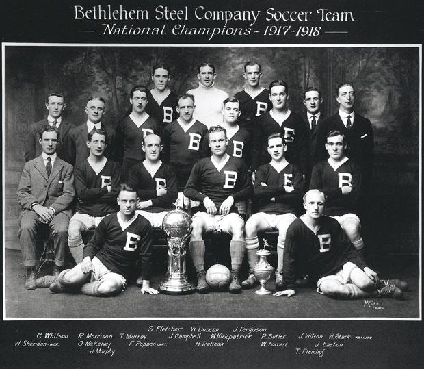 Bethlehem Steel FC 1918