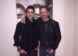 Gio y Diego Simeone