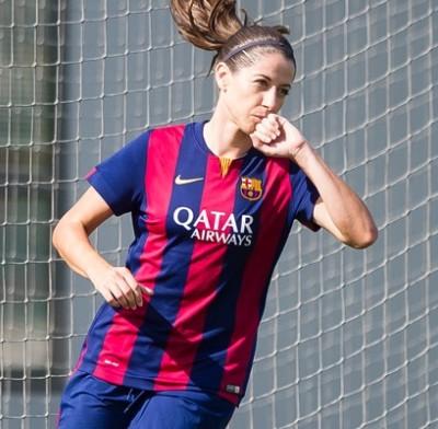 Vicky Losada toma una nueva aventura futbolística